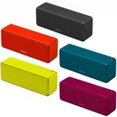 SONY 可攜式無線藍牙喇叭 SRS-HG1 (藍)