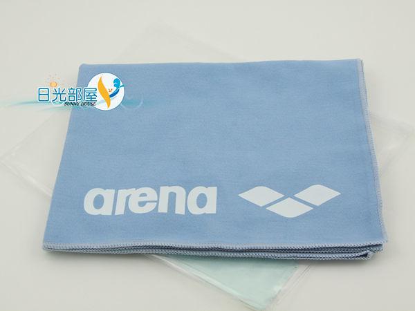 *日光部屋* arena (公司貨)/ ATOWEL002 乾式吸水巾-小(6色)
