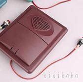 老式防盜門門鈴家用心型有線簡單帶線送電池隱形叮咚呼叫器 DR5999【KIKIKOKO】