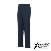 PolarStar 男 排汗快乾紳士褲『深藍』P17305 西裝褲│休閒褲│吸濕排汗│直筒褲