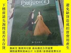 二手書博民逛書店PRIDE罕見AND PREJUDICE 傲慢與偏見(英文)Y2