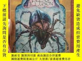 二手書博民逛書店deltora罕見shadowlands : the isle of illusion 幻想島Y18910 e