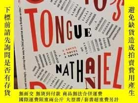 二手書博民逛書店The罕見Mayor s Tongue by Nathaniel