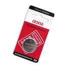 Panasonic CR2450 / CR2450B 鈕扣型3V鋰電池(5顆入)