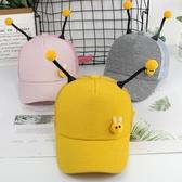 兒童棒球帽春夏2-8歲薄款男女童3防曬鴨舌帽4寶寶遮陽5卡通帽子潮