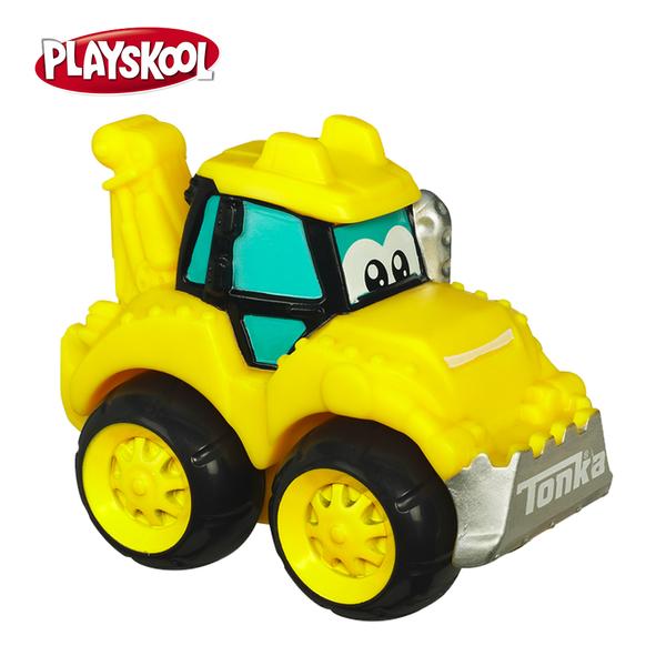 PLAYSKOOL兒樂寶- ㄉㄨㄞㄉㄨㄞ小汽車-工程車