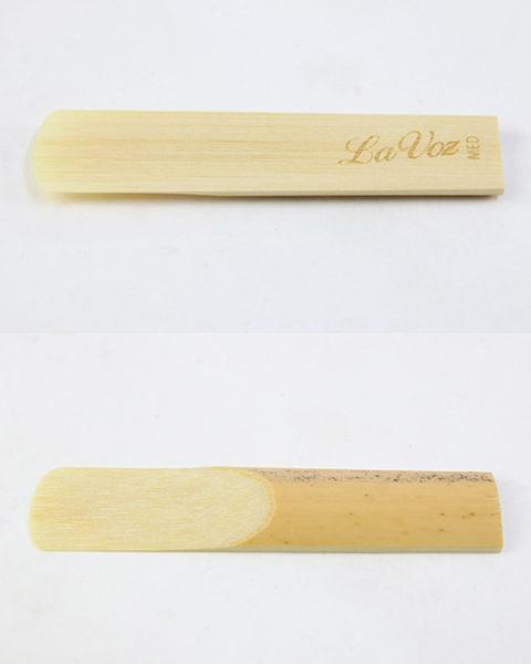 【敦煌樂器】RICO La Voz M 3號中音薩克斯風竹片 五片出貨款