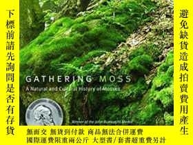 二手書博民逛書店Gathering罕見Moss-采集苔蘚Y436638 Robin Wall Kimmerer Oregon