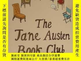 二手書博民逛書店The罕見Jane Austen Book Club[簡.奧斯汀
