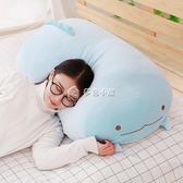 角落生物抱枕韓國角落生物抱枕公仔超軟毛絨玩具抱著睡覺的娃娃公仔女生日多色小屋
