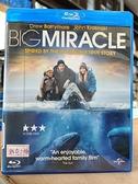 挖寶二手片-0810-正版藍光BD【鯨奇之旅】熱門電影(直購價)海報是影印