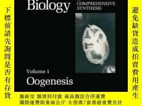 二手書博民逛書店Oogenesis罕見(developmental Biology)-卵子發生(發育生物學)Y436638 L