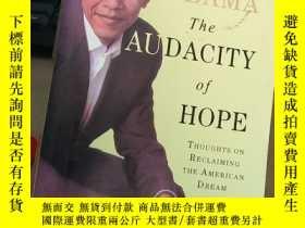 二手書博民逛書店The罕見Audacity of HopeY194136