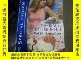 二手書博民逛書店marriage罕見, interruptedY15389