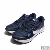 NIKE 男慢跑鞋 AIR ZOOM STRUCTURE 23 氣墊 舒適 避震 丈青白-CZ6720402