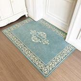 簡約家用地毯門墊進門地墊入戶門口客廳臥室門廳蹭腳墊吸水防滑墊 js1730『科炫3C』