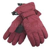 Snow Travel 雪之旅 AR-20酒紅 Ski-Dri二合一保暖手套 POLARTEC雪地滑雪/登山手套/騎車手套