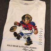 【蟹老闆】Ralph Lauren Polo 橄欖球小熊限量T(青年版)