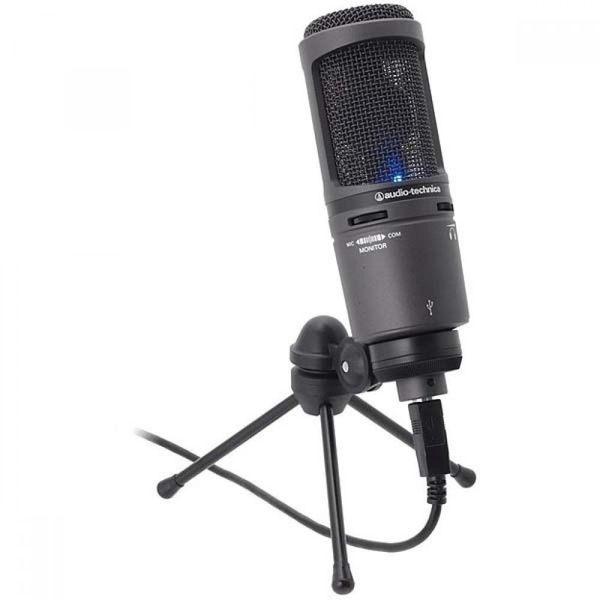 【WowLook】全新 Audio-Technica AT2020USB+ PLUS 麥克風 鐵三角