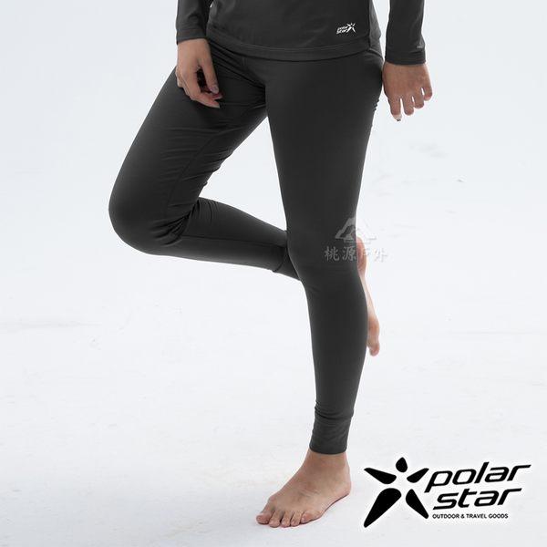 【PolarStar】女 遠紅外線保暖褲『灰色』P18434(戶外 休閒 登山 露營 居家 機能褲 衛生褲)