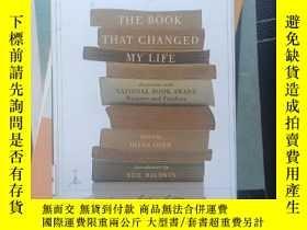 二手書博民逛書店The罕見Book That Changed My LifeY369690 出版2002