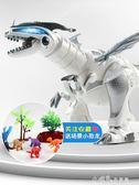 電動遙控智能早教會說話恐龍玩具仿真動物霸王龍兒童男孩新年禮物YQS 小確幸生活館
