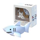 【Halftoys 哈福玩具】海洋系列 - WHITE SHARK 大白鯊 SF00418