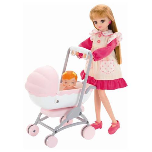 LICCA 莉卡娃娃 - 莉卡娃娃推車組