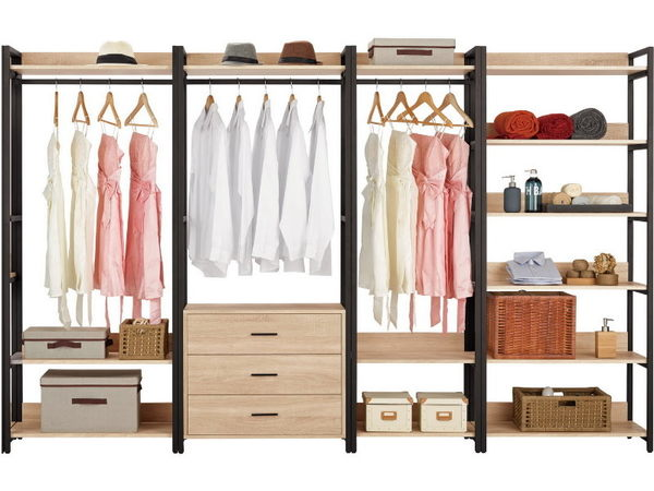 衣櫃 衣櫥 MK-071-2345 艾麗斯9.3尺衣櫥 【大眾家居舘】