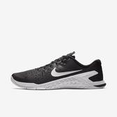 Nike Metcon 4 XD [BV1636-001] 男鞋 訓練 運動 休閒 舒適 輕量 透氣 緩震 健身 黑灰