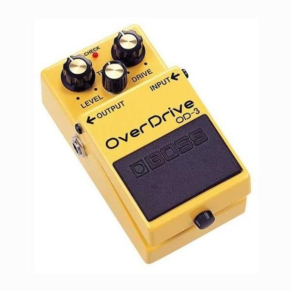 【金聲樂器廣場】全新 Boss OD-3 Over Drive 破音效果器