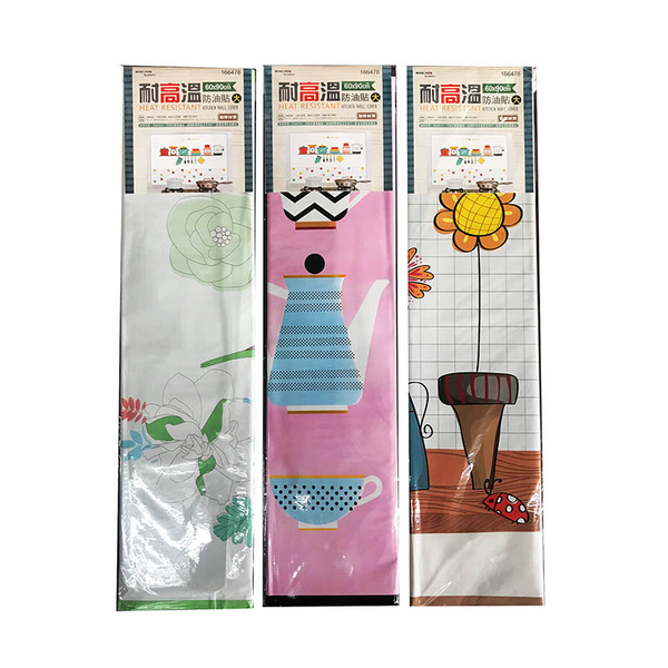 耐高溫防油貼- 大 60X90 cm 廚房防汙貼 隨機出