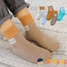 5雙裝 兒童襪子純棉春秋冬季男女童薄款寶寶中筒棉襪【淘嘟嘟】
