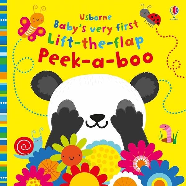 Baby's Very First Lift-The-Flap Peek-A-Boo 躲貓貓遊戲書