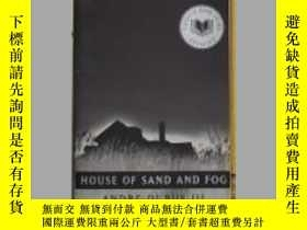 二手書博民逛書店英文原版罕見House of Sand and Fog by A