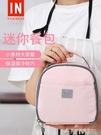 保溫袋飯盒袋子保溫便當手提包餐小號包裝兒童上班韓國清新女的可愛日式 交換禮物
