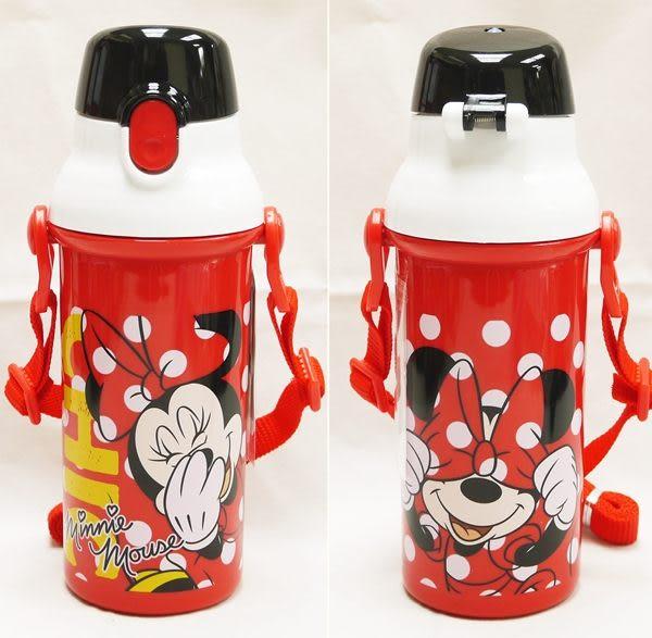 米奇 米妮 日本製 480ml 直飲式水壺 奶爸商城 通販 249518