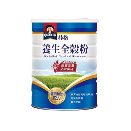 桂格 養生全穀粉-葡萄糖胺【躍獅】
