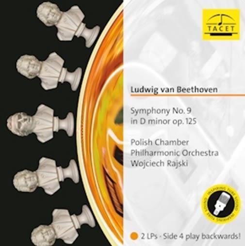 【停看聽音響唱片】【黑膠LP】貝多芬第九號交響曲(2LP)