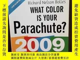 二手書博民逛書店What罕見Color Is Your Parachute? 2
