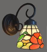 設計師美術精品館超值特價蒂凡尼燈 富貴鳥壁燈客廳臥室鏡前走廊燈陽臺燈
