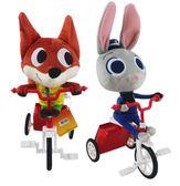 【卡漫城】 音樂三輪車 2選1 玩偶 ㊣版 茱蒂 尼克 娃娃 動物方城市 布偶 Zootopia 音樂 電動 腳踏車