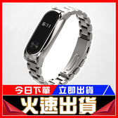 [24hr-現貨快出] MIJOBS MI 小米手環2 Plus款 金屬 304不鏽鋼 智慧手環 替換腕帶 iPhone 7/8 6s 6 Plus