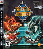 PS3 Eye of Judgement 審判魔眼:機神之亂(美版代購)