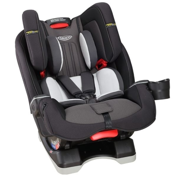 GRACO MILESTONE™ LX (0-12歲)長效型嬰幼童汽車安全座椅