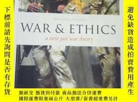 二手書博民逛書店Epz罕見War and Ethics: A New Just