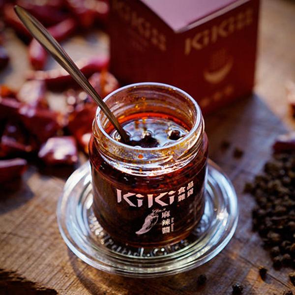 【KiKi食品雜貨】麻辣醬 (純素) 80g