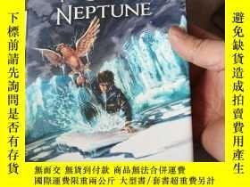 二手書博民逛書店THE罕見SON OF NEPTUNE(海王星之子)Y270763