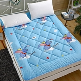 加厚四季床墊子1.8m床2米雙人褥子1.5m墊被學生宿舍單人1.2榻榻米   koko時裝店