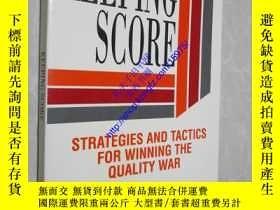 二手書博民逛書店Keeping罕見Score: Strategies and T